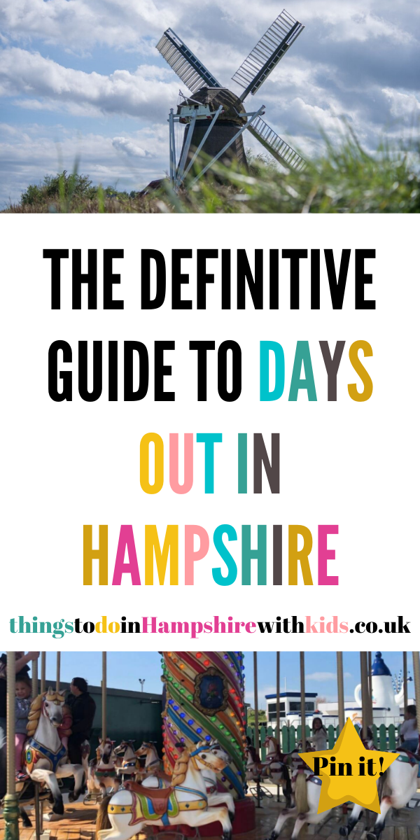 Struggling to find days out in Hampshire ideas? We have over 200 days out in Hampshire activties for the whole family regardless of the weather.