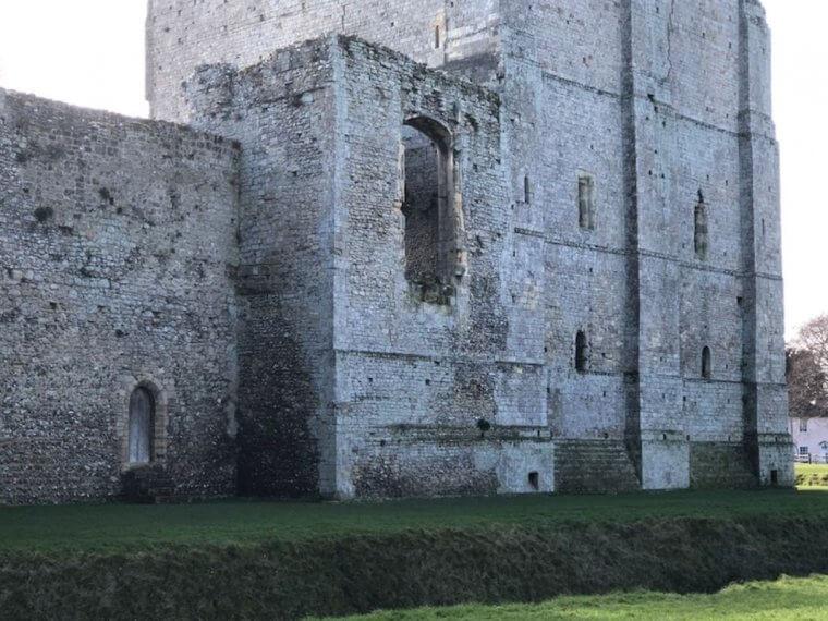 Porcester castle