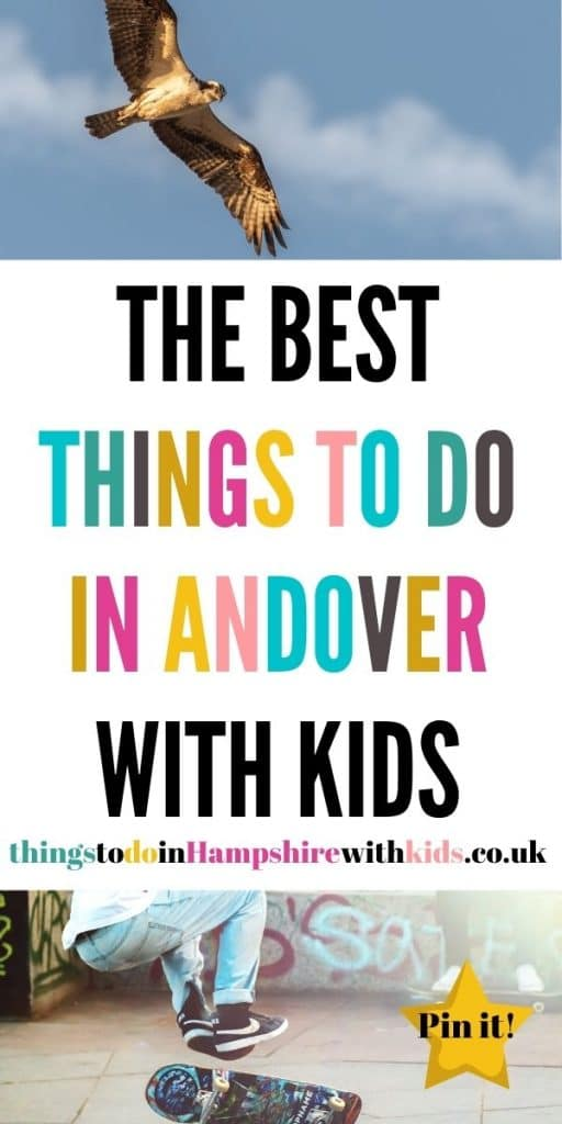 This is the best list of things to do in Andover for kids in Hampshire. We've included everything from castles, farms and walks for the whole family by Laura at Things to do in Hampshire with kids