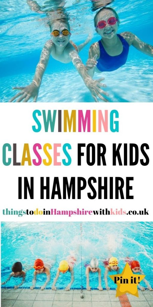 These are the best swimming classes for kids in Hampshire. We've covered everything from leisure centres to private lessons by Laura at Things to Do In Hampshire With Kids