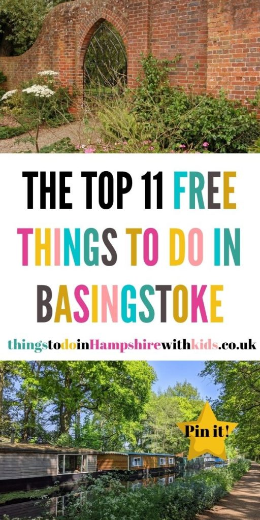This is the top 11 free things to do in Basingstoke that are perfect for families of all ages. We've included walks and museums by Laura at Things To Do In Hampshire With Kids