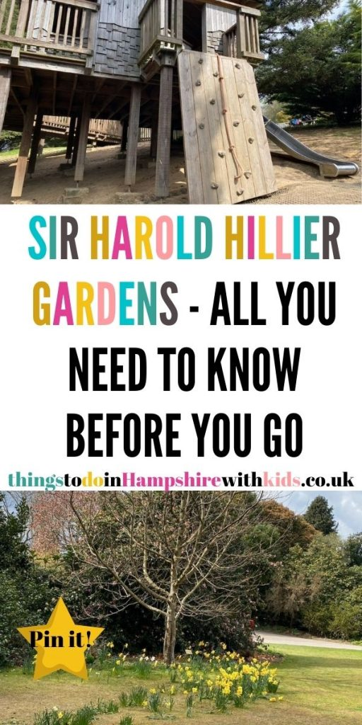 This is the best guide to Sir Harold Hillier Gardens for kids in Hampshire. We talk you through what to do in this amazing garden by Laura at Things to do in Hampshire with kids