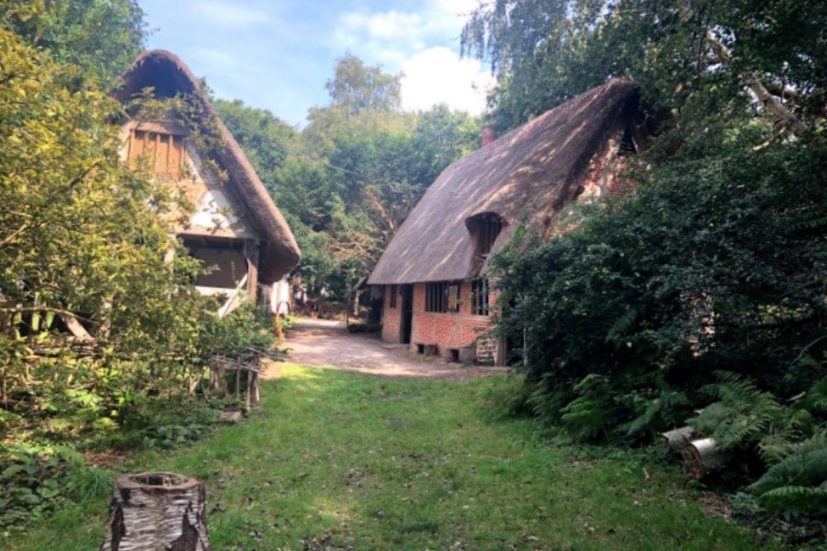 Little Woodham Village